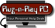 Plug-n-Play PC Help Desk logo